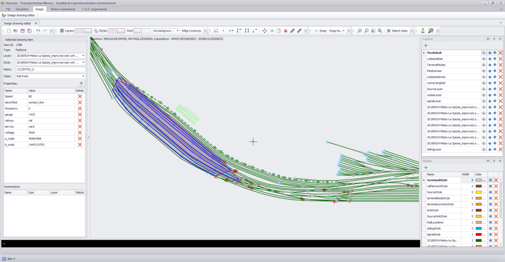 Railway Simulation & Asset Management